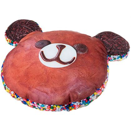 Kissen Teddy Donut