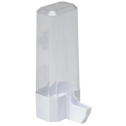 plastica distributore acqua argento 4558