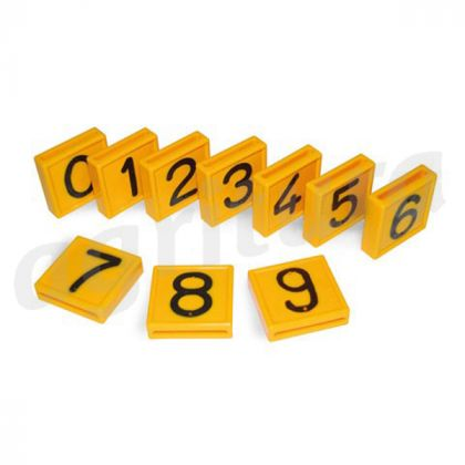 Numeri Per Mearcatura