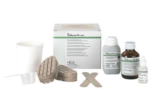 Kit per la cura dello zoccolo TECHNOVIT