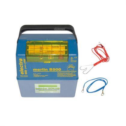 Elettrificatore Merlin B 500