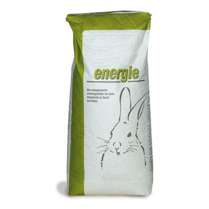 Mangime per conigli energia