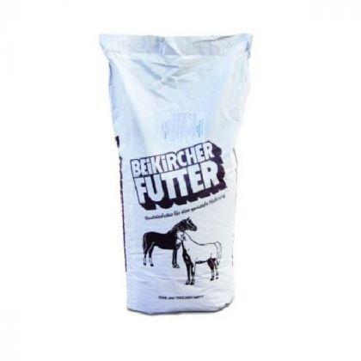 Futter für Beikircher-Pferde