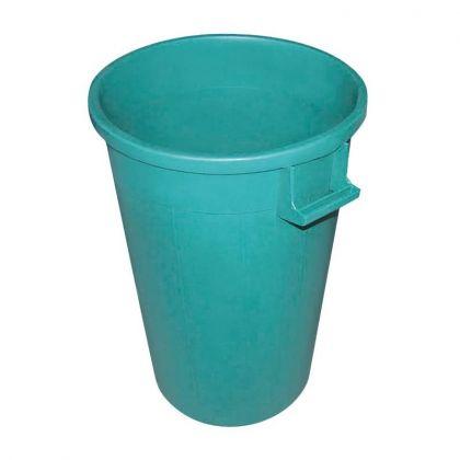 Bidone spazzatura verde