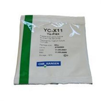 Coltura per yogurt YC-X11