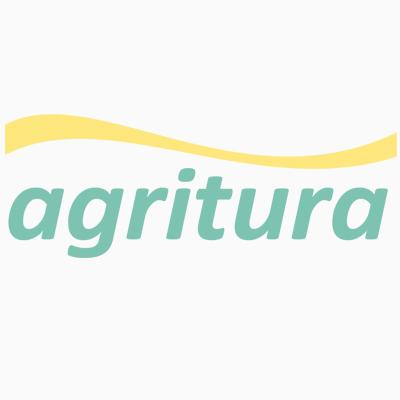 Futtertrog blau
