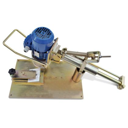 Schleifmaschine für Ladewagen