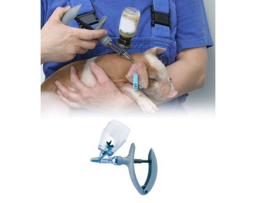 HSW ECO-MATIC® mit Flaschenaufsatz