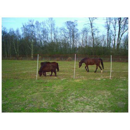 Euro Mustang Netz 145/2 50m