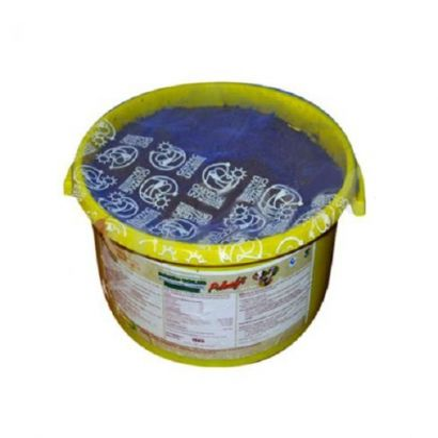 Leckmasse, Leckeimer, Leck, Mineral, Mineralsalz Mineralblock, Mineraleimer, Mineralfutter