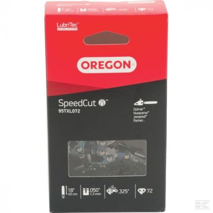 "Speedcut Catena per sega 95TXL072E OREGON 0.325 ""1.3 mm - 72 TG"