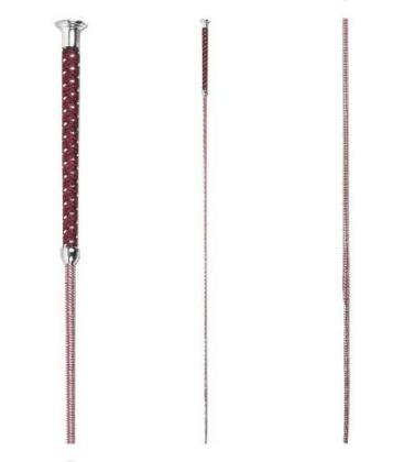 Dressurgerte Silvershine 110cm