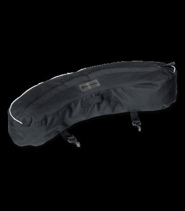 Borsa laterale per giacca nera
