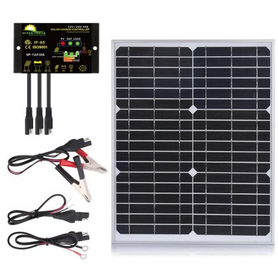 Batteria solare per porta del pollo