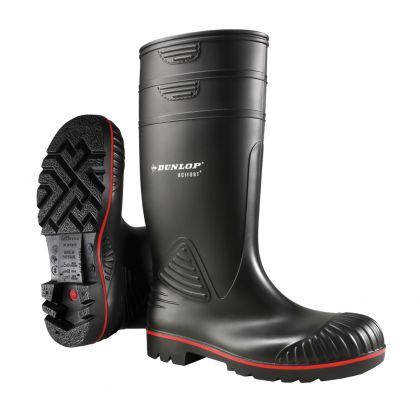 DUNLOP ACIFORT HEAVY DUTY FULL SAFETY  S5