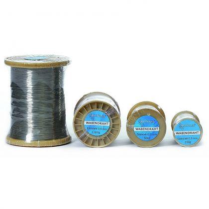 ApiNord® Wabendraht Edelstahl Ø 0,5 - 500 g