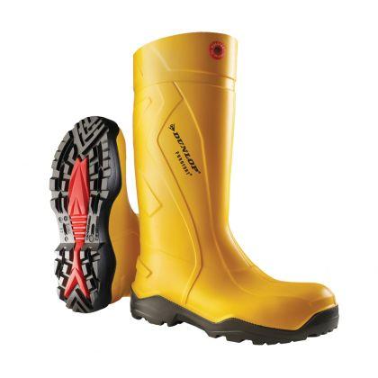 Dunlop Purofort + ultimative Sicherheit, S5