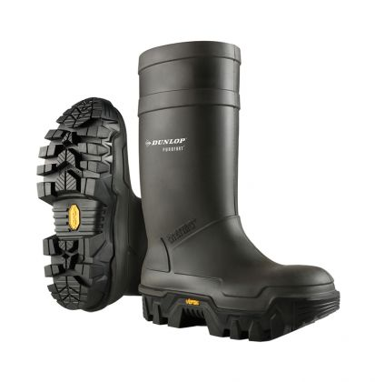 DUNLOP PUROFORT THERMO+ EXPLORER FULL SAFETY WITH VIBRAM SOLE S5