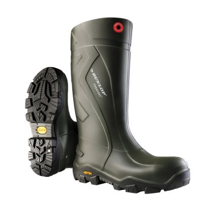 DUNLOP PUROFORT+ OUTLANDER FULL SAFETY WITH VIBRAM S5