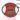 Frisbee giocattolo per cani 22 cm