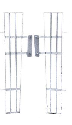 Segmento di collegamento per pannelli Vitello Hut Xland