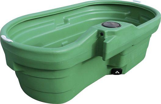 Weidetränke, oval, 550 Liter, ohne Schwimmerventil - 382275