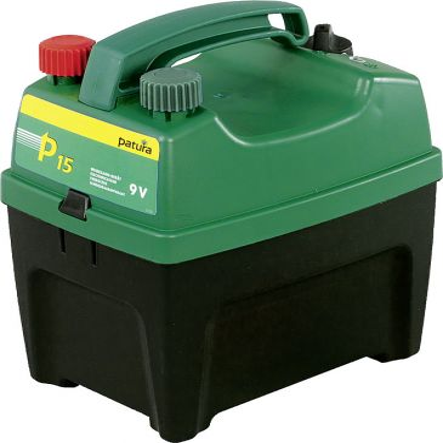 P15, Weidezaun-Gerät für 9 V Batterie